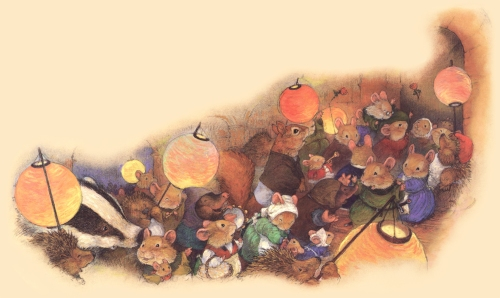 redwall illustration